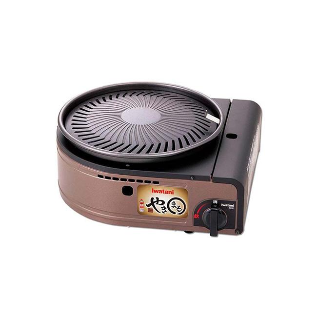 岩谷 Yakimaru 無油煙烤肉 CB-SLG-1 卡式瓦斯爐 燒烤爐 日本 iwatani 日本代購