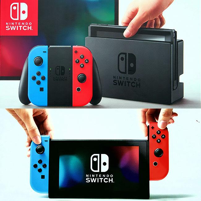 日本任天堂 Nintendo Switch主機 遊戲機 HAD-S-KABAA 日本代購