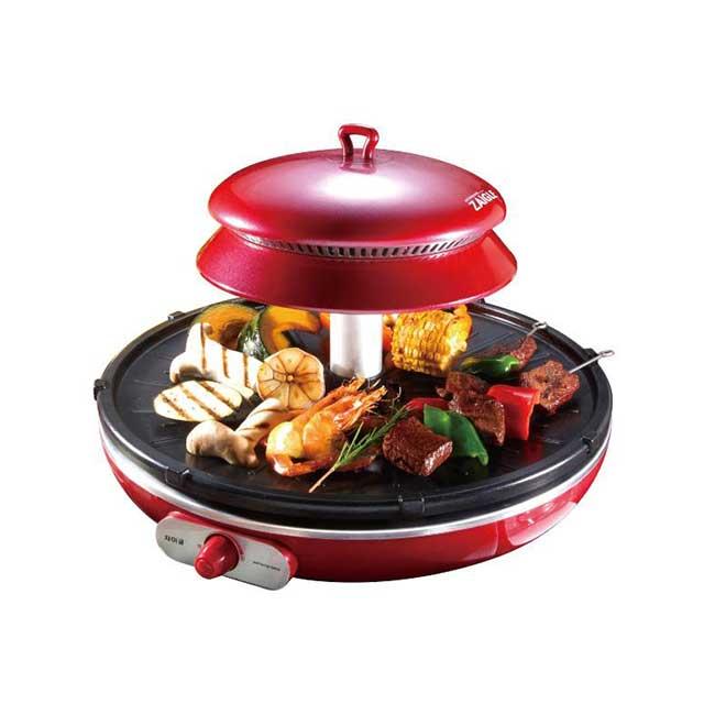 ZAIGLE NC-300 無油煙燒烤機 遠紅外線 兩色 燒烤機 日本熱銷 日本代購