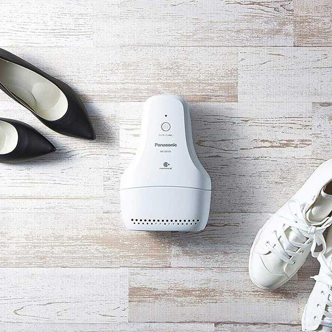 Panasonic MS-DS100 鞋子除臭機 脫臭 殺菌 國際牌 日本 日本代購