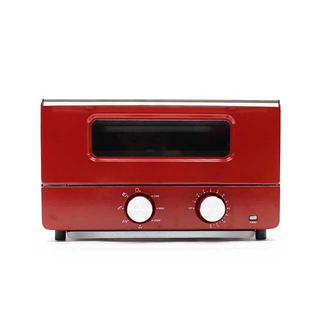 日本HIRO 蒸氣烤箱 HE-ST001 兩色 烤箱 烤土司 過熱水蒸氣 日本代購