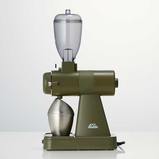 Kalita NEXT G KCG-17 電動磨豆機 兩色 復古造型 十五段研磨粗細度 61090 日本 日本代購