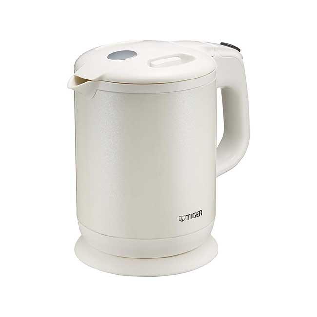 虎牌 無蒸氣式電熱水壺 0.8L PCH-G080 白色 Tiger 日本 快煮壺 日本代購