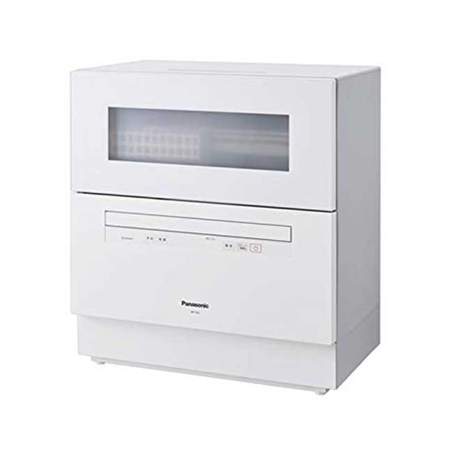 Panasonic NP-TH2 桌上型洗碗機 簡易安裝 高溫殺菌 烘碗機 5人份 國際牌 日本 日本代購