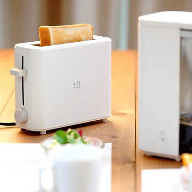 ±0 正負零 時尚烤麵包機 XKT-V030 日本 日本代購