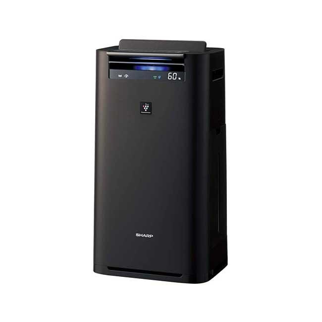 Sharp KI-JS50 加濕清淨機 12坪 除臭 PM2.5 負離子 25000 夏普 日本 日本代購
