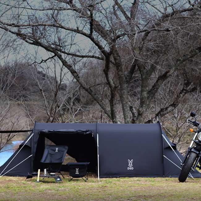 DOD 騎士一觸式帳篷 1~2人用 T2-605-BK 營舞者 日本 日本代購