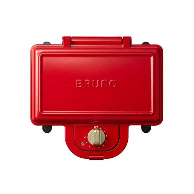 日本BRUNO 雙人多功能鬆餅機 三明治機 BOE044 日本代購