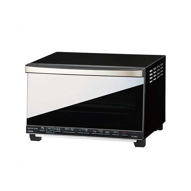 日本原裝 TWINBIRD 雙鳥牌 油切氣炸烤箱 多功能智慧小烤箱 TS-D067B 日本代購
