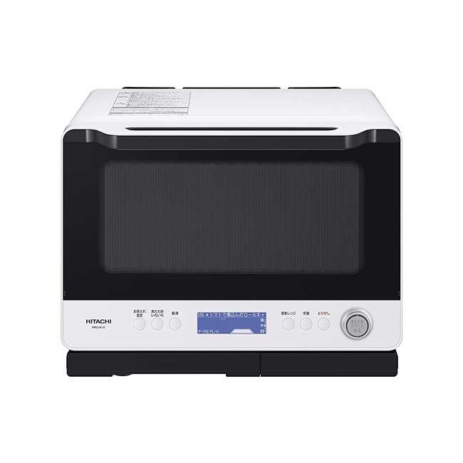 日本 HITACHI 日立 MRO-W1X 過熱水蒸氣 水波爐 蒸氣烤箱 30L 2段調理