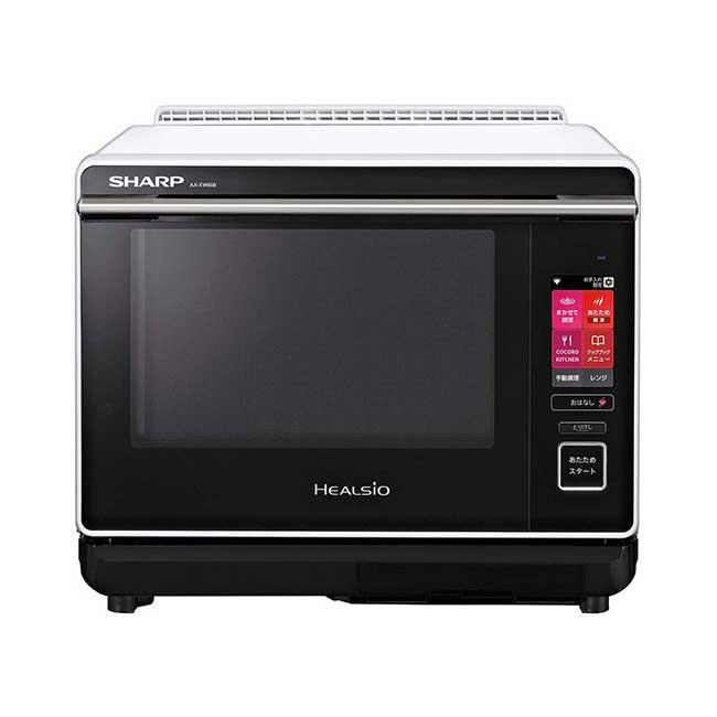 SHARP 夏普 AX-XW600 過熱蒸氣水波爐 蒸氣烤箱 30L 2段調理 日本代購