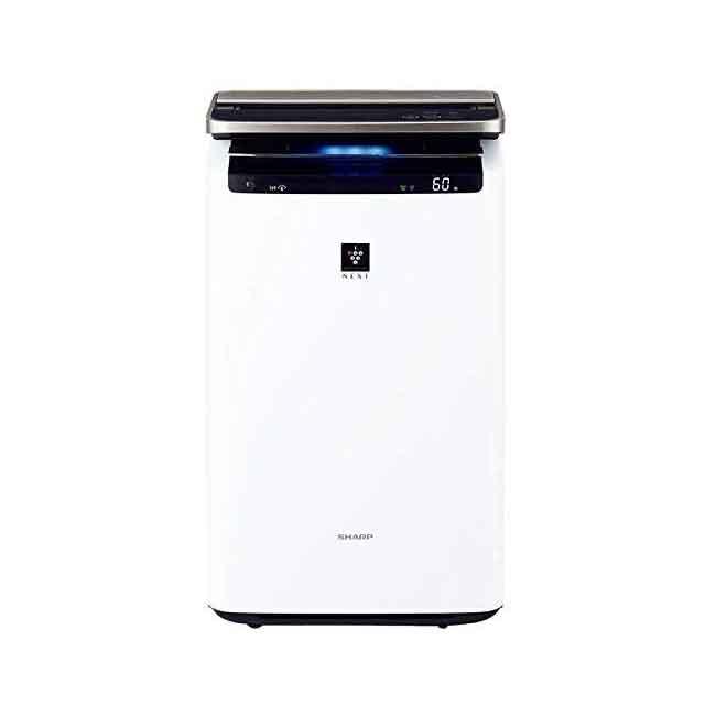 SHARP 夏普 KI-LP100 加濕 空氣清淨機 23坪 大坪數 集塵 PM2.5 日本代購