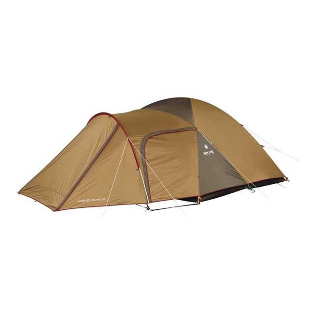 日本 SNOW PEAK SDE-001RH Amenity Dome 寢室帳 M 4~5人 帳篷 日本代購