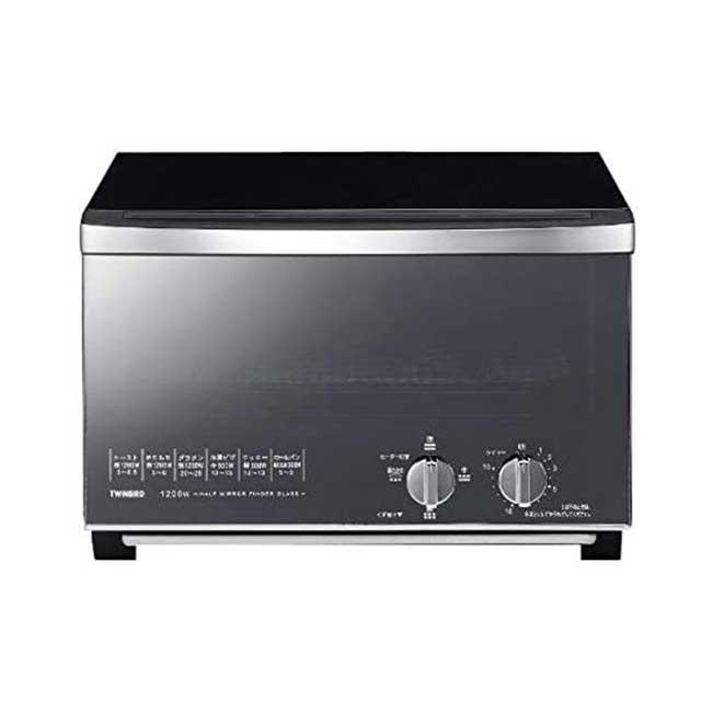 日本 TWINBIRD 雙鳥牌 TS-D048B 美型 小烤箱 烤土司 烤麵包機 4片吐司 大容量 日本代購