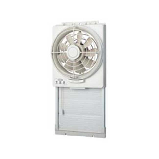 TOSHIBA 東芝 日本 VRW-25X2 窗型 換氣扇 排風扇 可吸/可排式 防蚊蟲網 日本代購