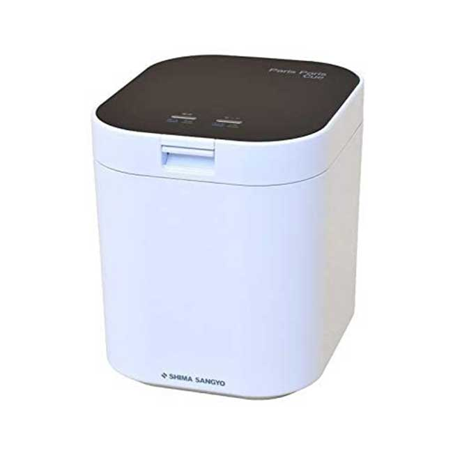 島產業 PPC-11 廚餘機 廚餘處理機 溫風乾燥 除臭抑菌 有機肥料 2020最新款 日本代購