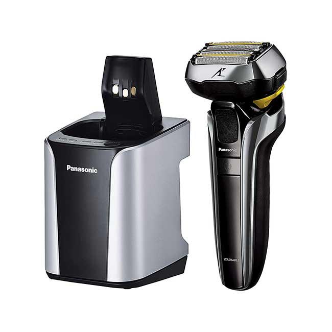 Panasonic 國際牌 ES-LV9E 電動刮鬍刀 5刀頭 日本製 國際電壓 洗淨座 日本代購