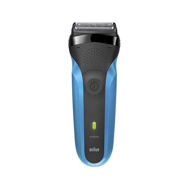 德國百靈 BRAUN 三鋒系列電鬍刀 310s 電動刮鬍刀 日本代購