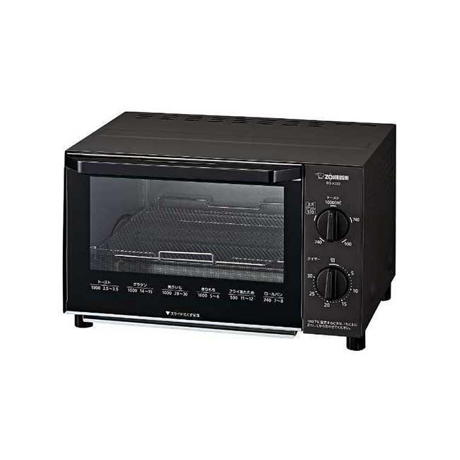 日本 ZOJIRUSHI 象印 EQ-AG22 烤箱 烤麵包機 火力五段切換 日本代購