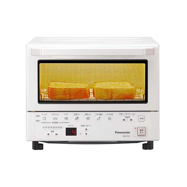 日本超人氣 Panasonic 國際牌 NB-DT52 智能烤箱 日本代購