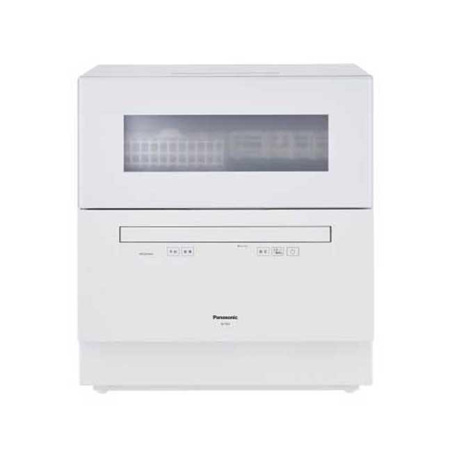 國際牌 Panasonic NP-TH4 洗碗機 五人份 溫風乾燥 高溫除菌 強力洗淨 NP-TH3後繼 2020年新款 日本代購