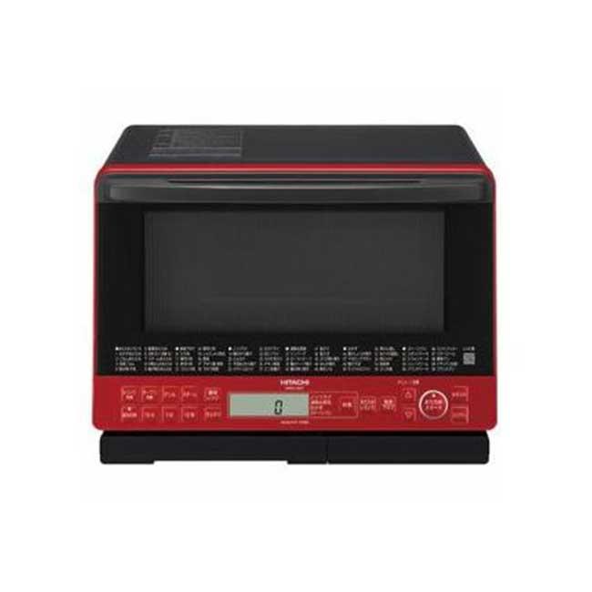 HITACHI 日立 MRO-S8Y 過熱水蒸氣 水波爐 31L 微波爐 烤箱 2020新款 日本代購