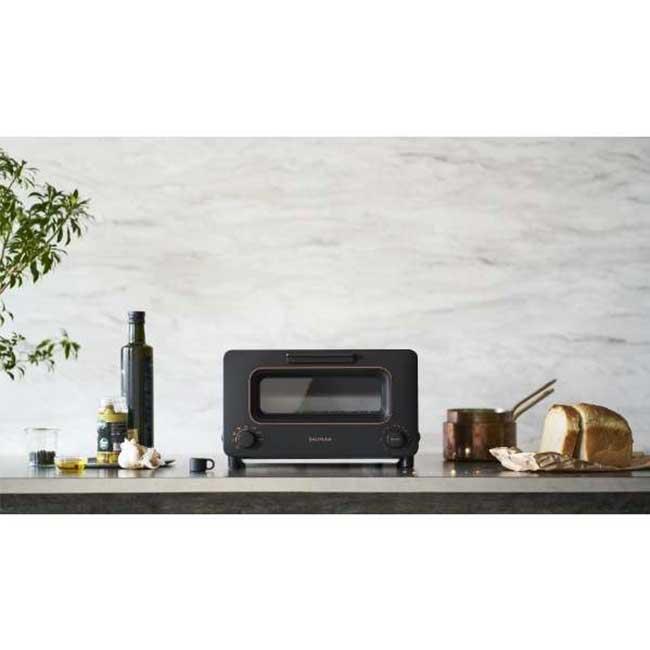 日本 BALMUDA The Toaster 百慕達 K05A 蒸氣式烤麵包機 烤麵包機 日本代購