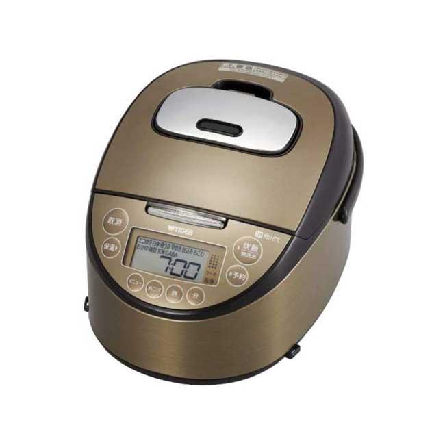 虎牌TIGER JKT-M180 電鍋 十人份 三層遠赤厚釜 電子鍋 飯鍋 IH電子鍋 2020年 日本代購