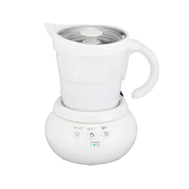 UCC 上島咖啡 MCF30 牛奶起泡機 奶泡機 細緻泡沫 拿鐵 3D 立體 拉花 一鍵操作 日本代購