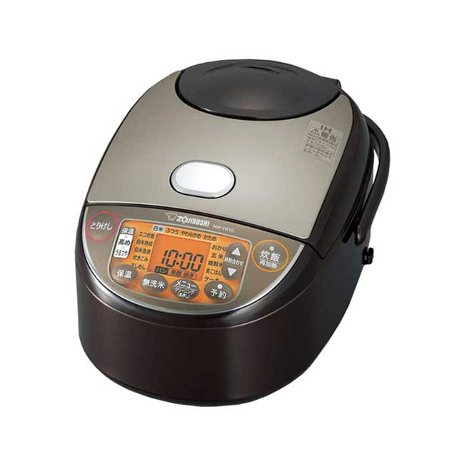 象印 ZOJIRUSHI NW-VB10 電鍋 六人份 黑厚釜 快速清潔 麵包烘烤 IH電子鍋 日本代購