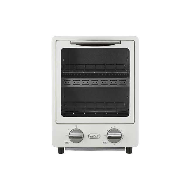 LADONNA Toffy K-TS1 直立 雙層 烤麵包機 烤箱 3段火力 兩層烤箱 附烤盤 日本代購