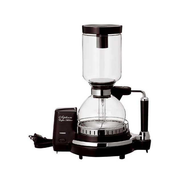 日本製 TWINDBIRD 雙鳥牌 CM-D854BR CM-D854 虹吸式 咖啡壺 CM-D853新款 日本代購