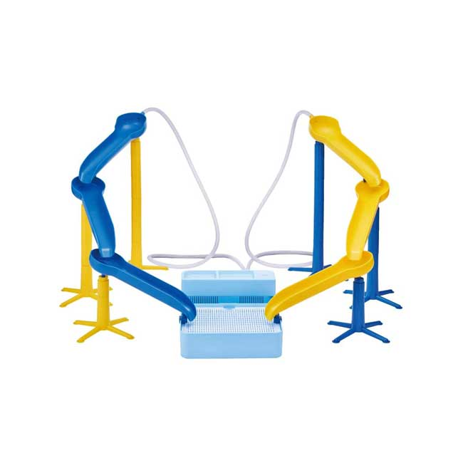 DOSHISHA DWC-B1 流水麵機 流水素麵機 涼麵 蕎麥麵 滑水道 競賽 DIY 自由組裝 日本代購