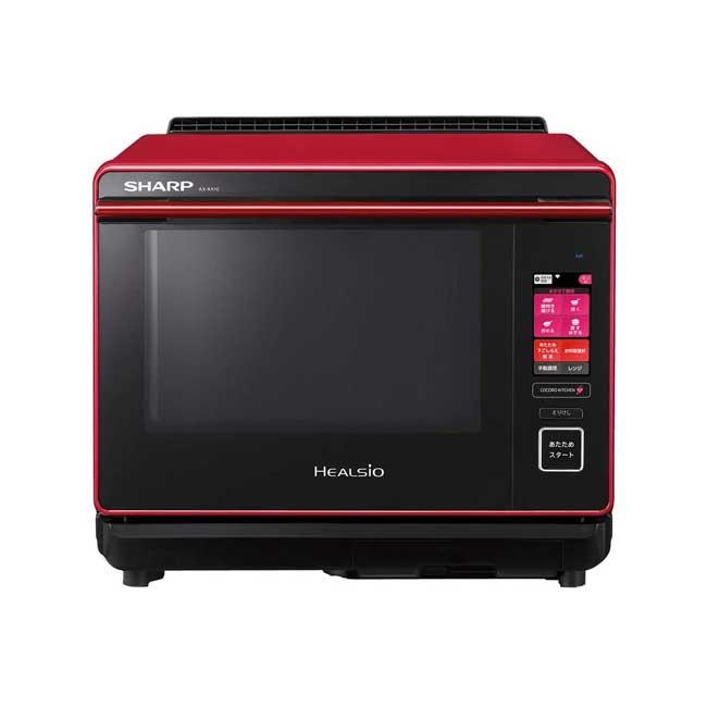 SHARP 夏普 AX-XA10 過熱水蒸氣 水波爐 30L 2段調理 微波爐 蒸氣 烤箱 日本代購