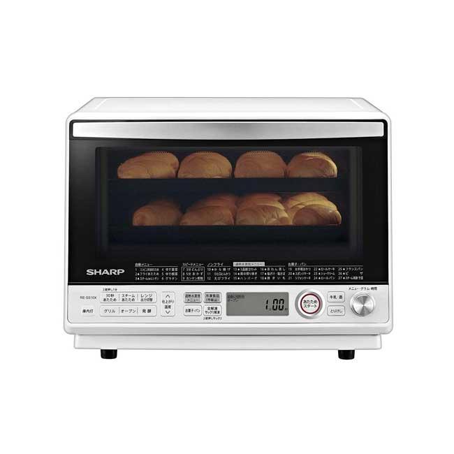 SHARP 夏普 RE-SS10X 31L 水波爐烤箱 過熱水蒸氣 2段調理 日本代購
