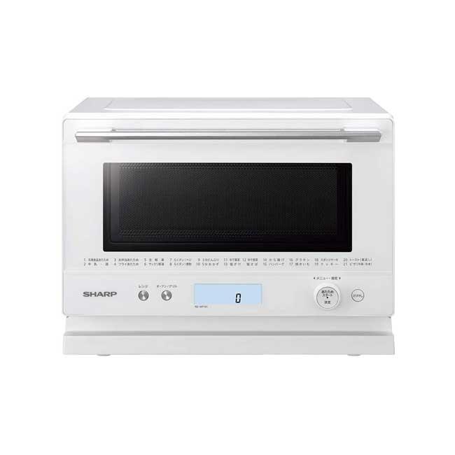 夏普 SHARP RE-WF181 水波爐 烤箱 18L 微波烤箱 解凍 操作簡單 液晶螢幕 日本代購