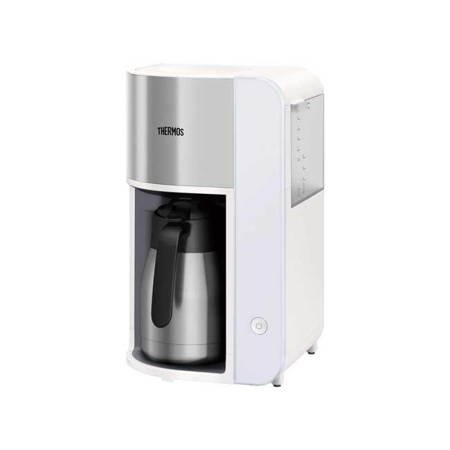 THERMOS 膳魔師 ECK-1000 美式 咖啡機 真空斷熱 不鏽鋼 保溫壺 1L 8杯份 日本代購
