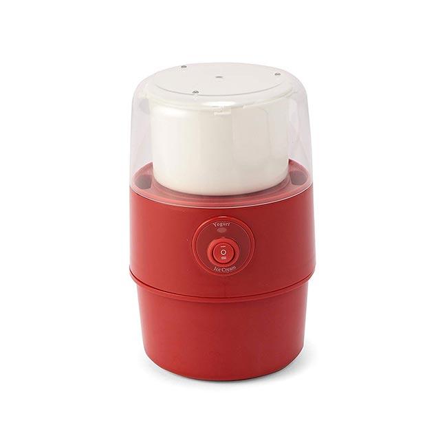 Roommate RM-53MA 2style優格機 冰淇淋機 紅色 日本 日本代購