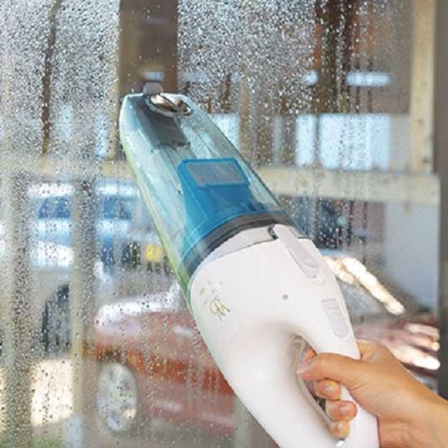 Twinbird 無線手持吸塵器 乾濕兩用 車用 HC-EB21W 充電式 日本 日本代購