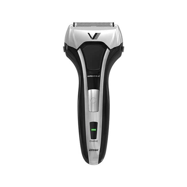 日本IZUMI 泉精器 IZF-V538 三刀頭 電動刮鬍刀 往復式 S-DRIVE 國際電壓 電鬍刀 日本代購