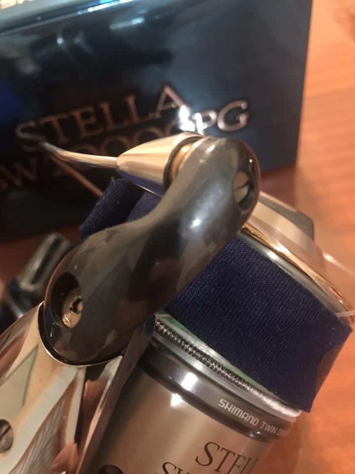 stella 20000PG 藍寶