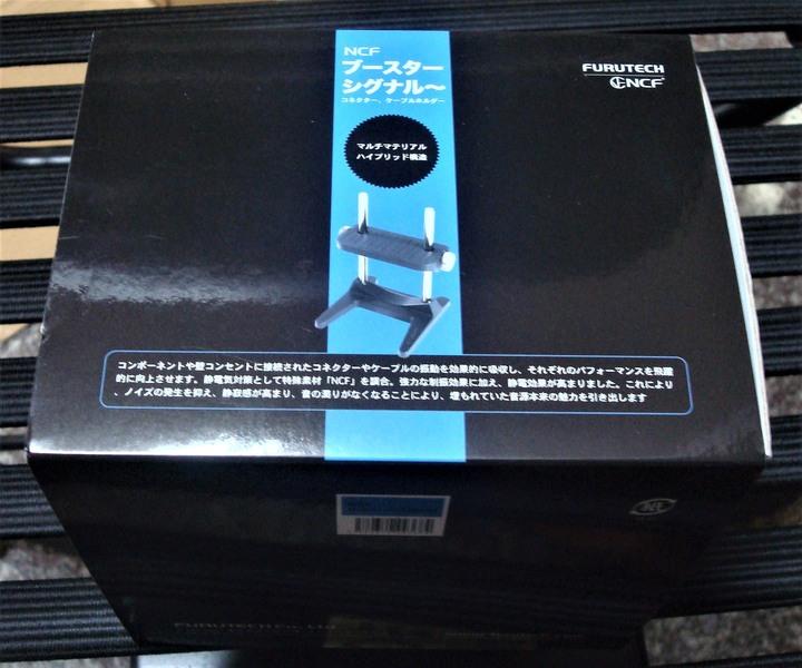 Furutech NCF Booster Signal 架線座